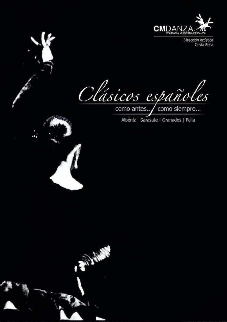Imagen del cartel de Clásicos Españoles