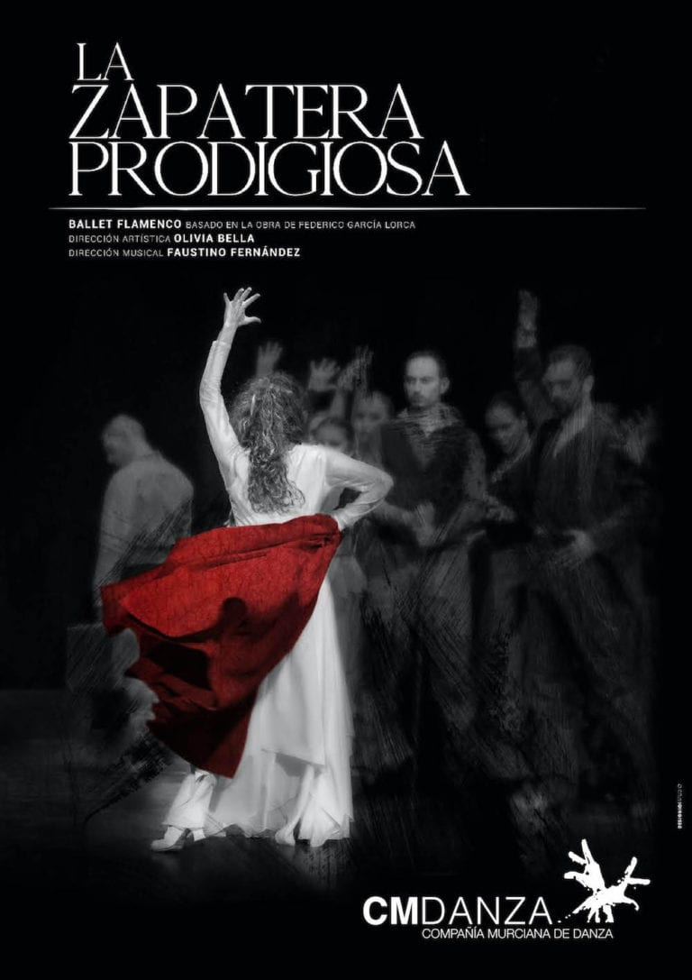 Imagen del cartel de la Zapatera Prodigiosa