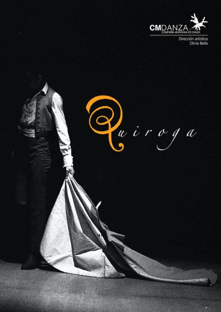 Imagen del cartel de Quiroga