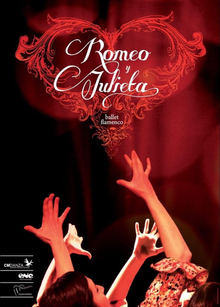 Imagen del cartel de Romeo y Julieta