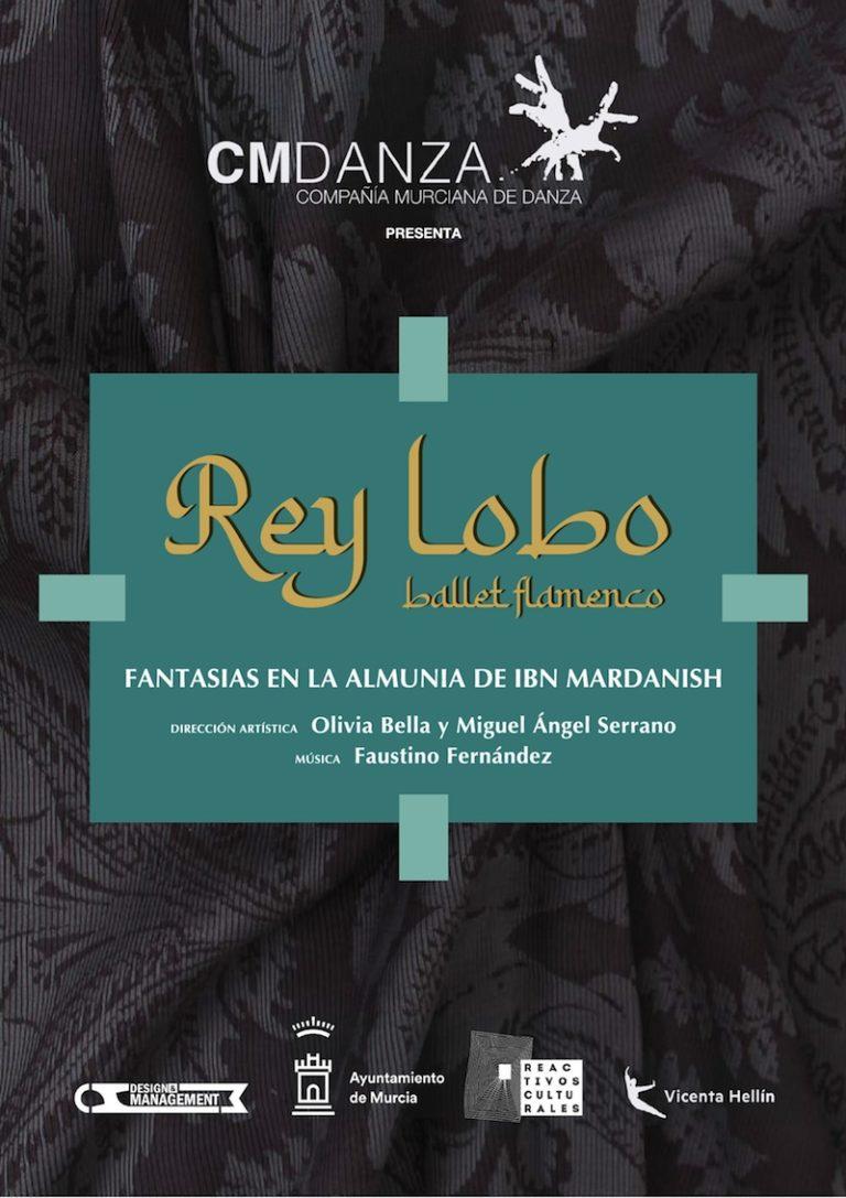Imagen del cartel de Rey Lobo